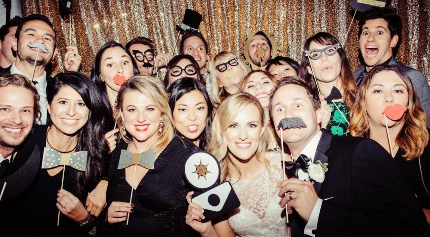 fotobudka stałym bywalcem na weselach