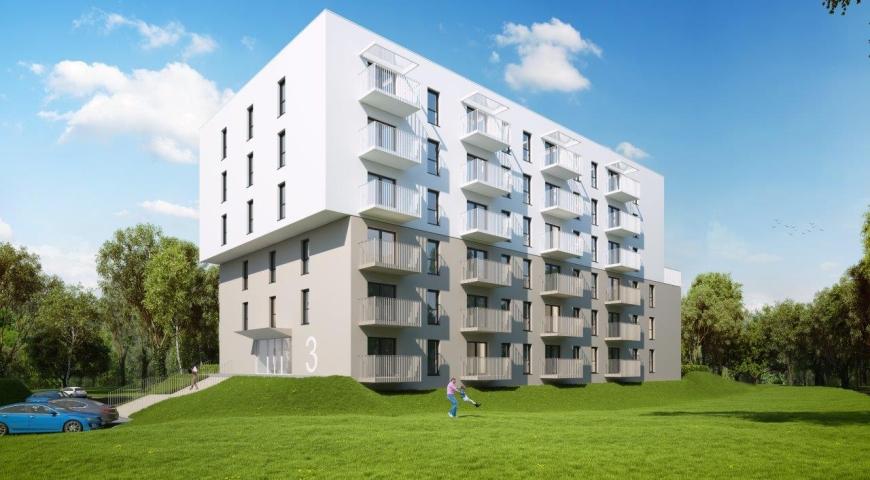 Ruczaj - nowe mieszkania budowane przez dewelopera